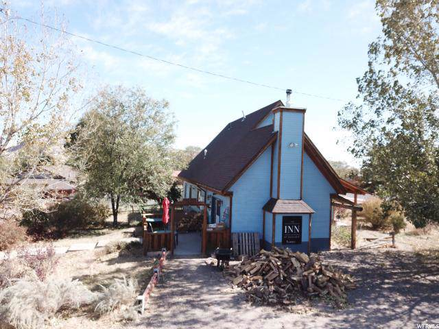 280 W Main St, Escalante, UT 84726 (#1638150) :: Big Key Real Estate