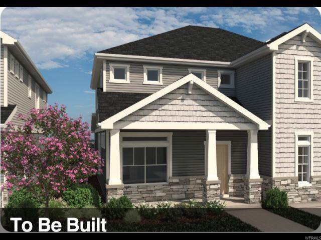 213 E Allegheny Pl S #412, Saratoga Springs, UT 84045 (#1638170) :: Colemere Realty Associates
