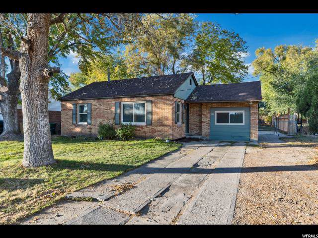 341 N Glen Pl, Layton, UT 84041 (#1638172) :: Doxey Real Estate Group