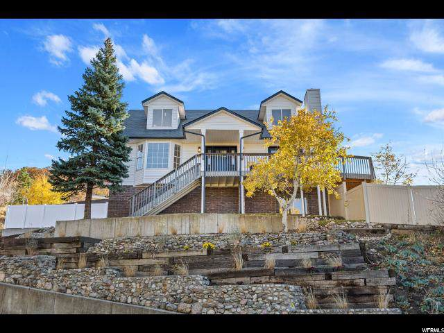 418 Indian Springs Rd, Bountiful, UT 84010 (#1638184) :: Exit Realty Success