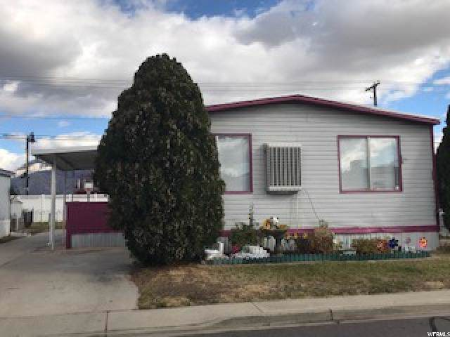 3930 S 1915 W #61, Roy, UT 84067 (#1638194) :: Doxey Real Estate Group