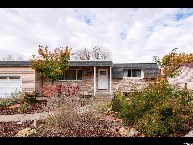 9684 S 1210 E, Sandy, UT 84094 (#1638198) :: Von Perry | iPro Realty Network