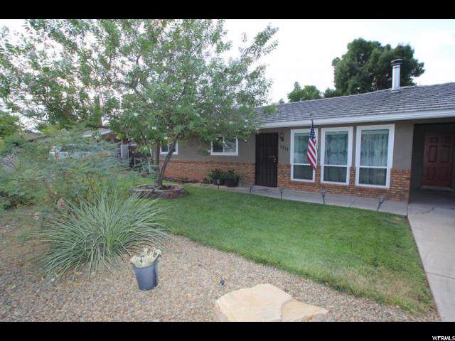 1711 W 1280 N, St. George, UT 84770 (#1638205) :: Colemere Realty Associates