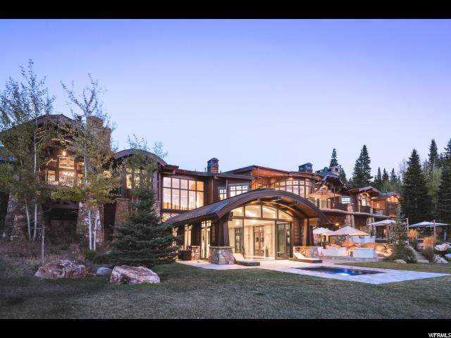213 White Pine Canyon Rd, Park City, UT 84060 (#1638207) :: Doxey Real Estate Group