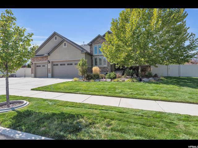 14446 S Butterfield Park Way, Herriman, UT 84096 (#1638214) :: Bustos Real Estate | Keller Williams Utah Realtors