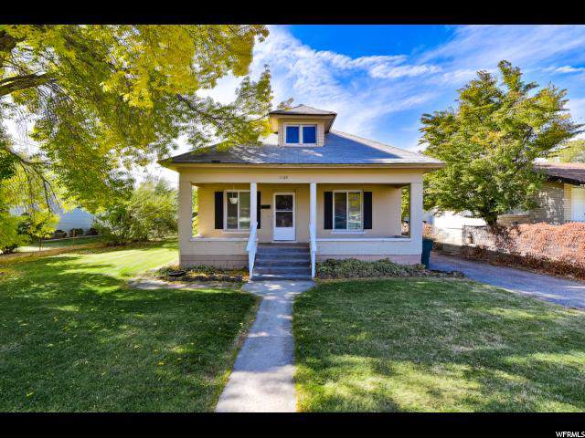 1169 S Orchard Ave E, Ogden, UT 84404 (#1638218) :: Exit Realty Success