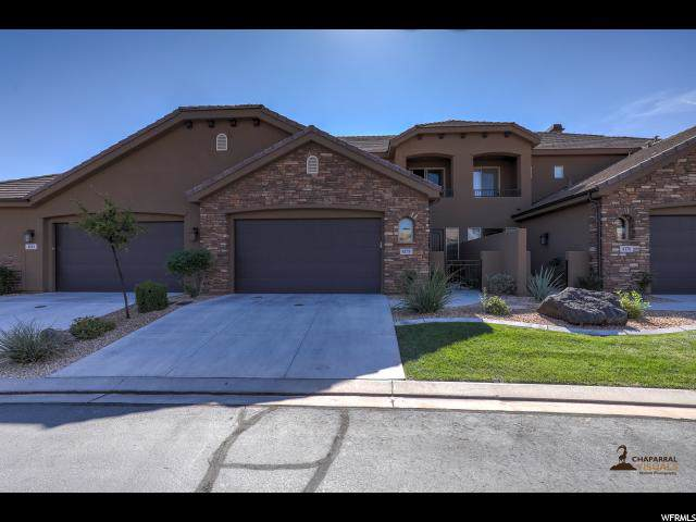4178 E Pebble Beach Dr, Washington, UT 84780 (#1638223) :: Red Sign Team