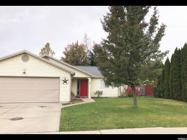 368 W 0790 S, Logan, UT 84321 (#1638225) :: Colemere Realty Associates
