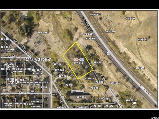 739 N West Capitol, Salt Lake City, UT 84103 (#1638243) :: The Fields Team