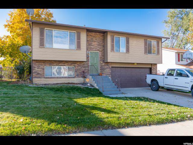 2933 W 5650 S, Roy, UT 84067 (#1638244) :: Doxey Real Estate Group