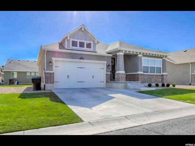 1372 Brittney Downs, Kaysville, UT 84037 (#1638257) :: Colemere Realty Associates