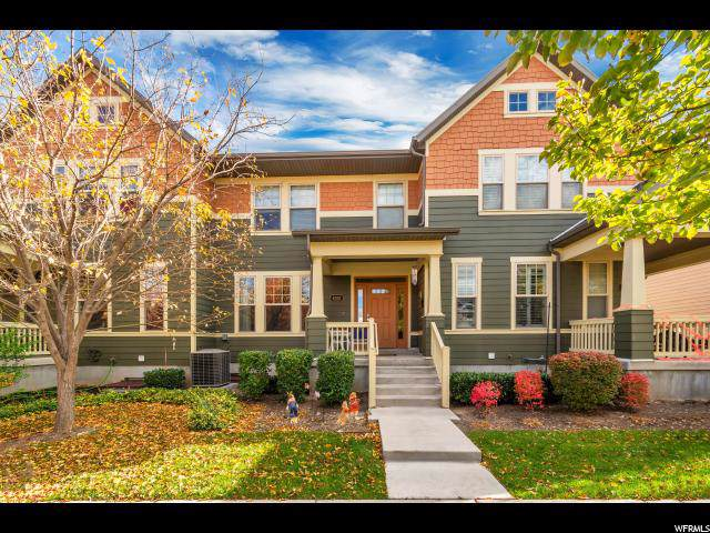 4307 W Degray Dr, South Jordan, UT 84009 (#1638262) :: Colemere Realty Associates