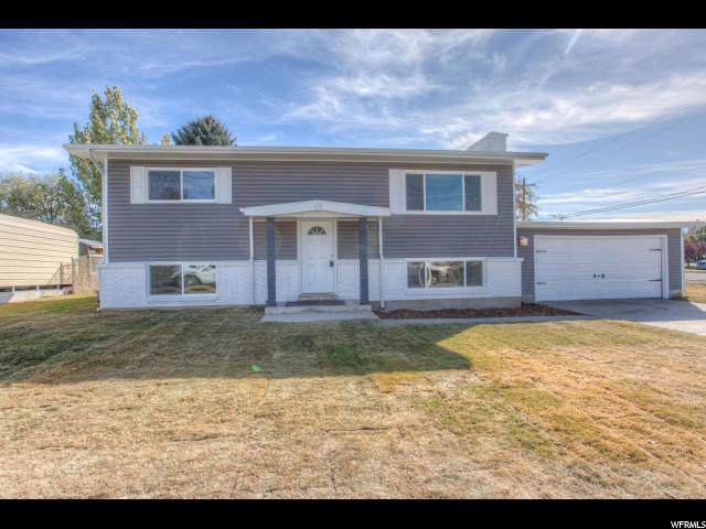 550 E 550 N, Heber City, UT 84032 (#1638269) :: Doxey Real Estate Group