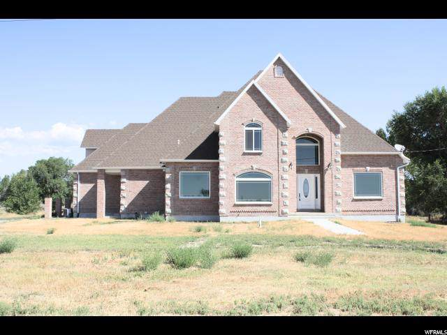 1427 E 500 N, Vernal, UT 84078 (#1638285) :: Colemere Realty Associates