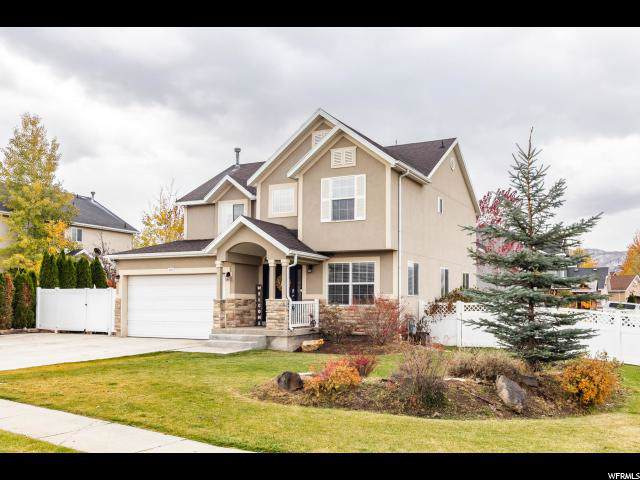 922 E 500 S, Heber City, UT 84032 (#1638287) :: Doxey Real Estate Group