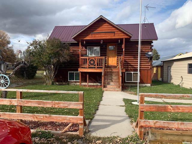 124 W 1ST N, Weston, ID 83286 (MLS #1638290) :: Lawson Real Estate Team - Engel & Völkers