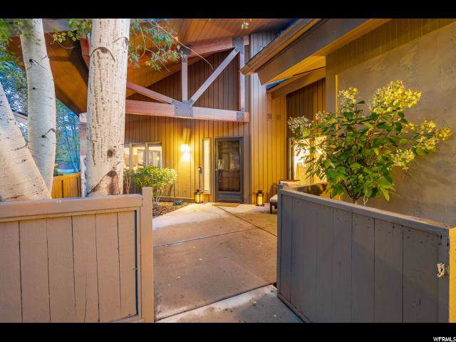 2788 Estate Dr, Park City, UT 84060 (#1638303) :: Doxey Real Estate Group