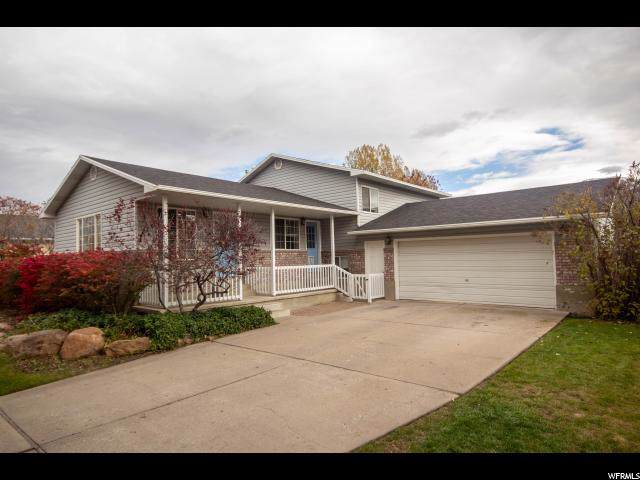 1450 Country Manor, Logan, UT 84321 (#1638312) :: Colemere Realty Associates