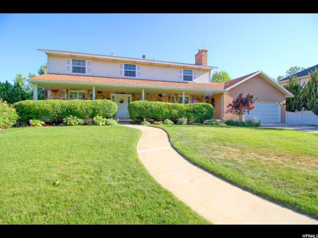 1028 E 690 S, Orem, UT 84097 (#1638329) :: Doxey Real Estate Group