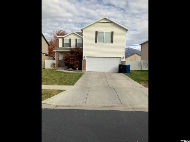 267 S 880 W, Spanish Fork, UT 84660 (#1638335) :: Doxey Real Estate Group