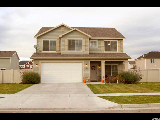 785 W 1100 S, Logan, UT 84321 (#1638384) :: Colemere Realty Associates