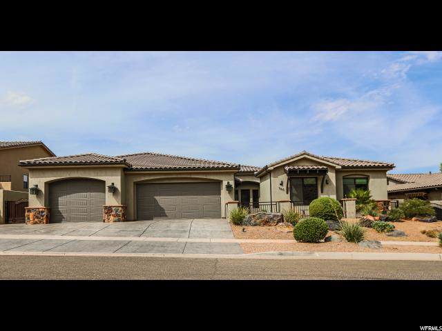 760 S Cresole Dr, St. George, UT 84790 (#1638404) :: Colemere Realty Associates