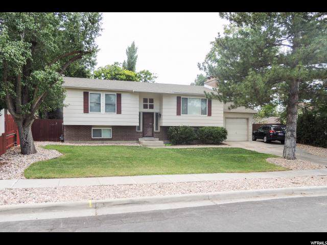 1434 E Mulberry Way, Sandy, UT 84093 (#1638424) :: Exit Realty Success