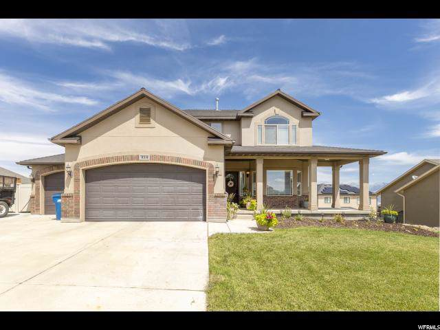 414 W Kit Fox Dr S, Saratoga Springs, UT 84045 (#1638439) :: Doxey Real Estate Group