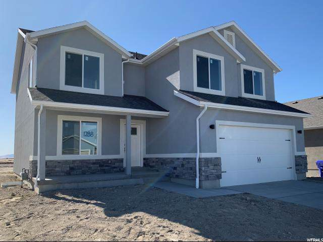 1288 E Rachel Way #156, Eagle Mountain, UT 84005 (#1638447) :: Red Sign Team