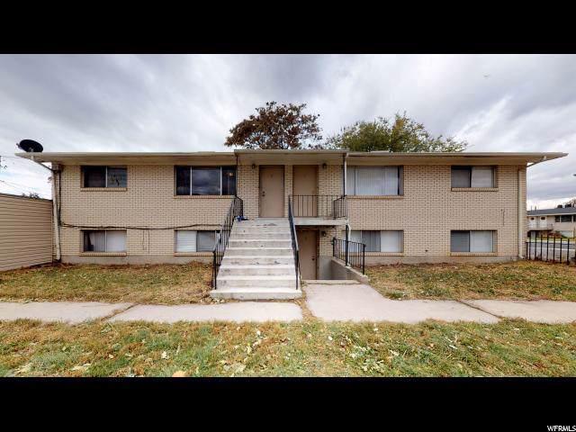 326 E 1600 S 1-4, Orem, UT 84058 (#1638458) :: Big Key Real Estate
