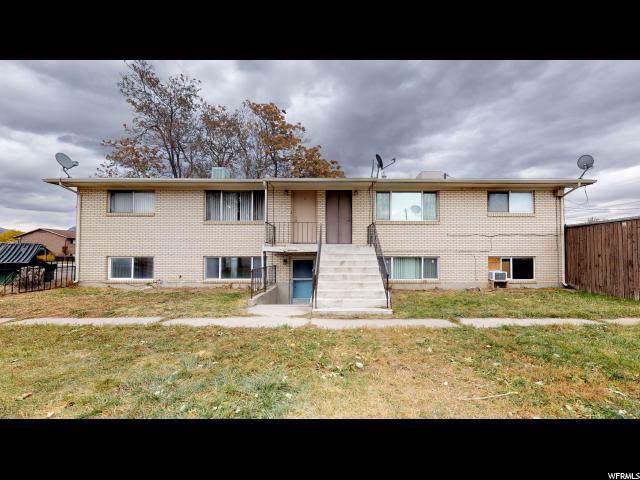 338 E 1600 S 1-4, Orem, UT 84058 (#1638461) :: Big Key Real Estate