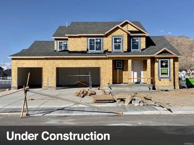 821 N 550 W #25, Mapleton, UT 84664 (#1638492) :: Colemere Realty Associates