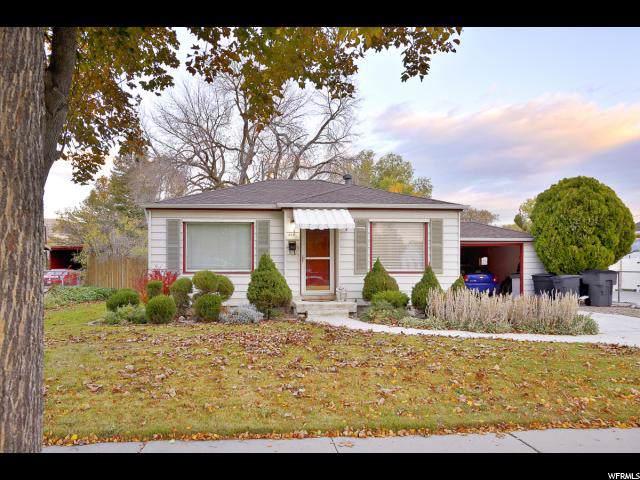 654 N Colorado St W, Salt Lake City, UT 84116 (#1638493) :: Colemere Realty Associates