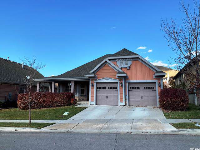 2860 W Shady View Ln N, Lehi, UT 84043 (#1638496) :: Doxey Real Estate Group
