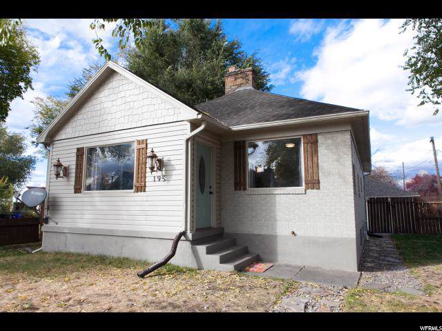 195 E 3185 S, Salt Lake City, UT 84115 (#1638499) :: Colemere Realty Associates