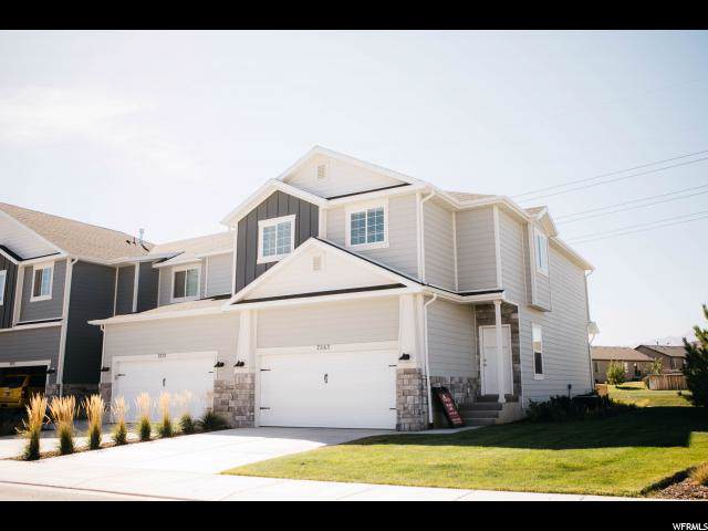 7583 N Cottage Ln #1569, Eagle Mountain, UT 84005 (#1638544) :: The Fields Team