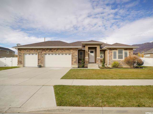 1224 Canyon Dr, South Weber, UT 84405 (#1638591) :: Red Sign Team