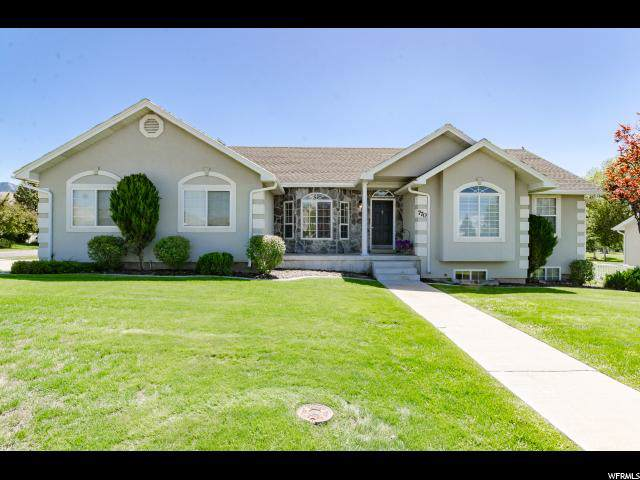 770 N Summit Dr E, Smithfield, UT 84335 (#1638714) :: Keller Williams Legacy