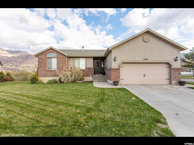 7590 S Erica Way, South Weber, UT 84405 (#1638720) :: Red Sign Team