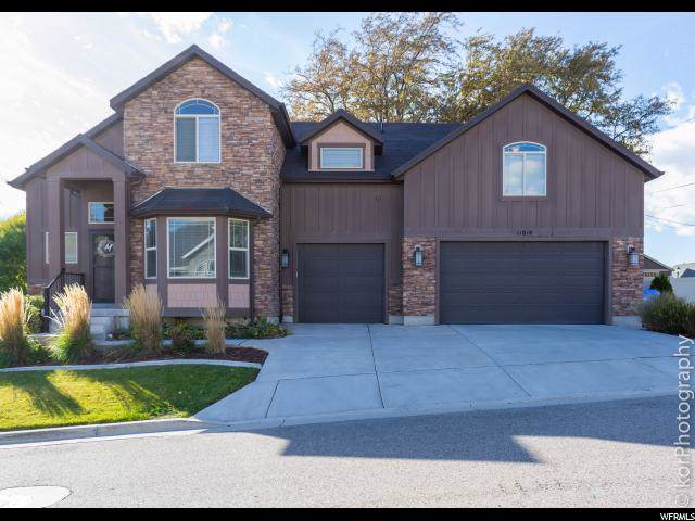 11814 S Pinnacle Acre Ct, Riverton, UT 84065 (#1638797) :: Colemere Realty Associates
