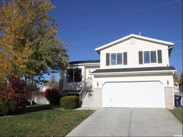 2098 S Jenny Ln, Clearfield, UT 84015 (#1638805) :: Red Sign Team