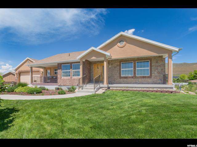 9810 W Point Lookout Dr, Bothwell, UT 84337 (#1638832) :: Red Sign Team