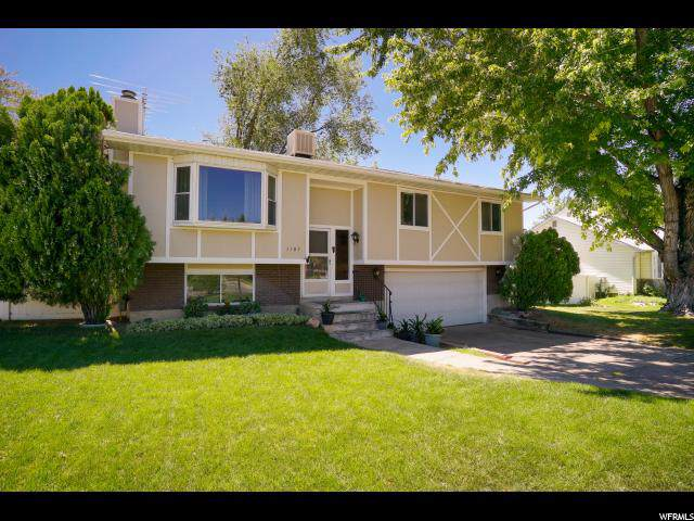 1185 W 725 N, Clearfield, UT 84015 (#1638867) :: Red Sign Team