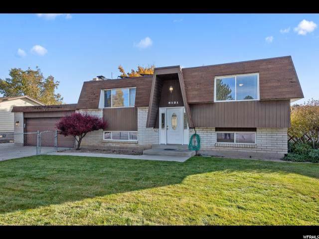 6121 S Sierra Grande Dr W, Salt Lake City, UT 84129 (#1638880) :: Bustos Real Estate   Keller Williams Utah Realtors
