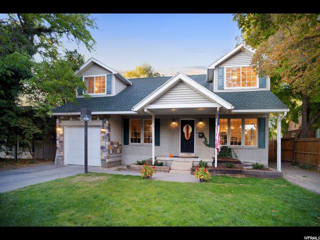 1879 E Siggard Dr S, Salt Lake City, UT 84106 (#1639001) :: Big Key Real Estate
