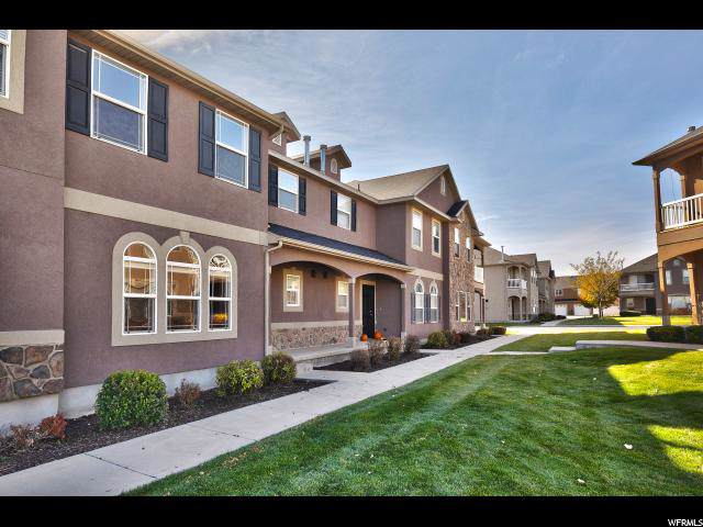7848 S Cool Creek Way U-3, West Jordan, UT 84081 (#1639010) :: Red Sign Team
