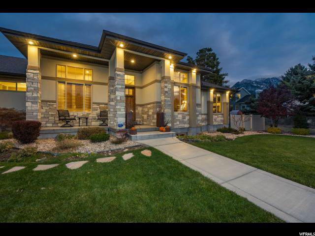 3214 Scottish Dr, Cottonwood Heights, UT 84093 (#1639108) :: Colemere Realty Associates