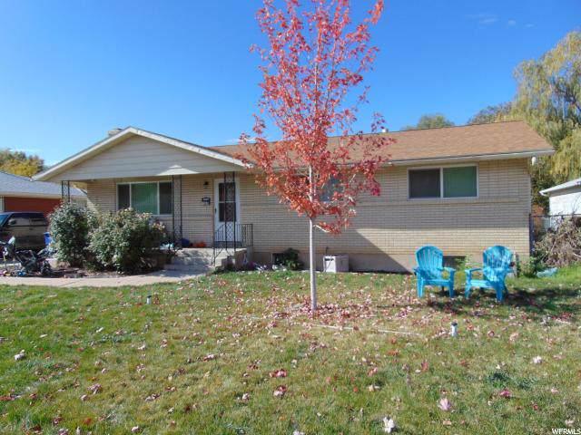 1349 S Orchard Ave, Ogden, UT 84404 (#1639112) :: Big Key Real Estate