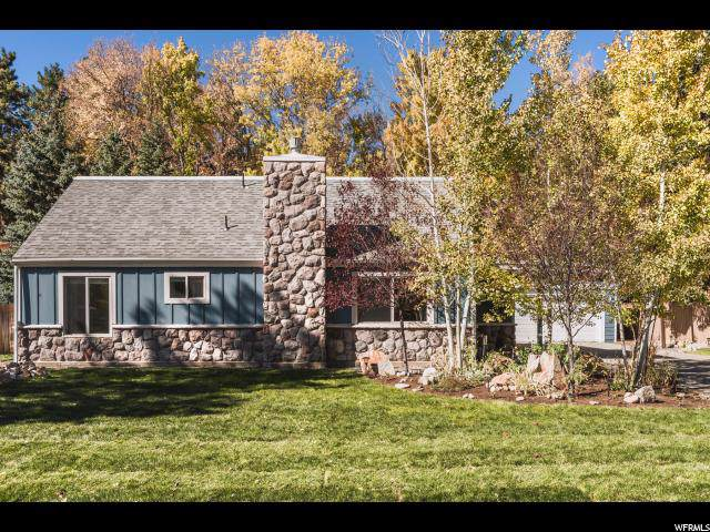 7692 S Avondale Dr E, Cottonwood Heights, UT 84121 (#1639175) :: Red Sign Team