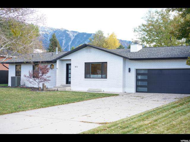 1872 E Blithfield Cir, Sandy, UT 84092 (#1639220) :: Action Team Realty